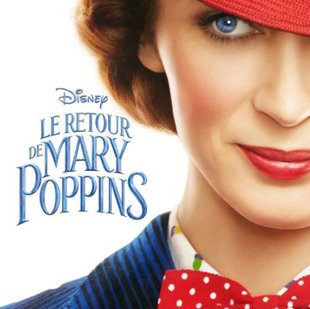 Spectacles Le retour Mary Poppins