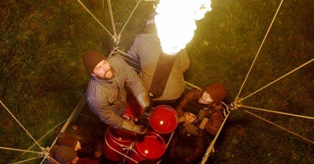 Voorstellingen Zebracinema: Ballon