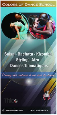Stages,cours Cours Salsa - Bachata - Kizomba - Afro Modern
