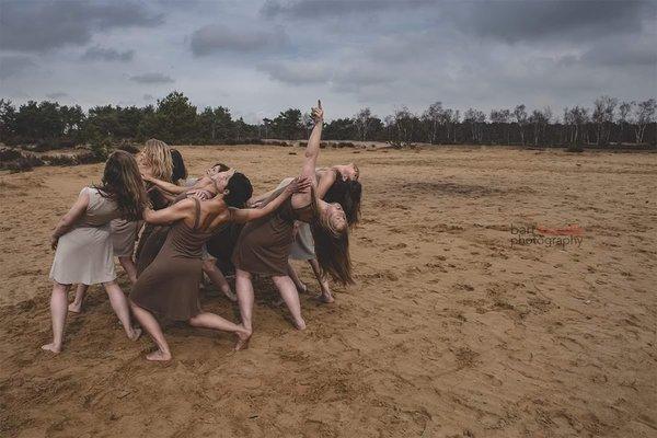 Workshops Creatief Dansproces Fanny Heuten
