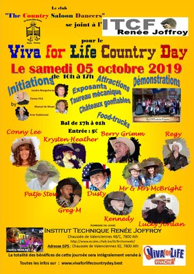 Concerts Viva Life Country Day