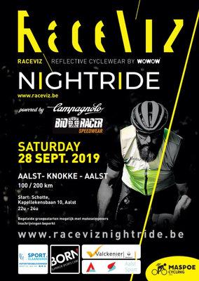 Ontspanning Raceviz Nightride Aalst-Knokke-Aalst