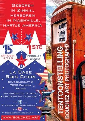 Tentoonstellingen Geboren Zinnik, herboren Nashville, hartje Amerika