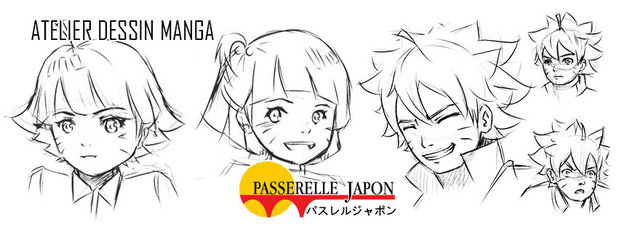 Stages,cours Cours dessin manga