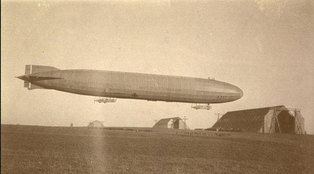 Loisirs Exposition Base Zeppelins Cognelée les zeppelins