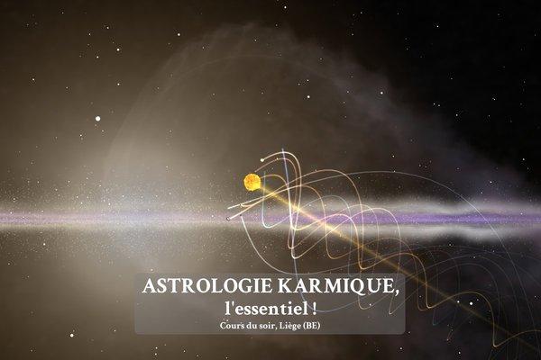 Stages,cours Astrologie Karmique, l'essentiel