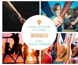 Stages,cours Cours Biodanza découverte