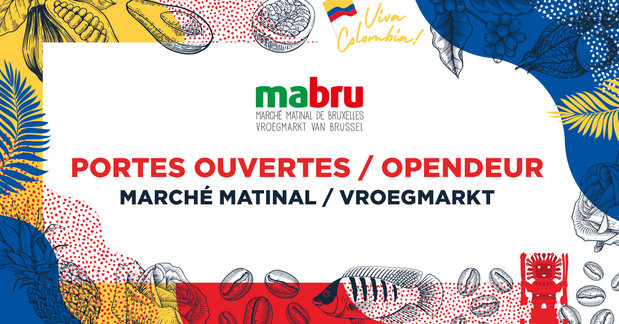 Loisirs Portes ouvertes Marché Matinal Bruxelles