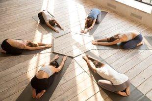 Stages,cours Yoga mouvements, avec Marie-Françoise Flasse