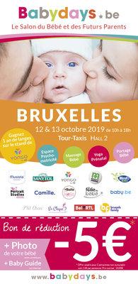 Ontspanning Babydays Brussel