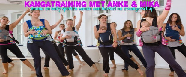 Workshops Kangatraining Anke & Mika