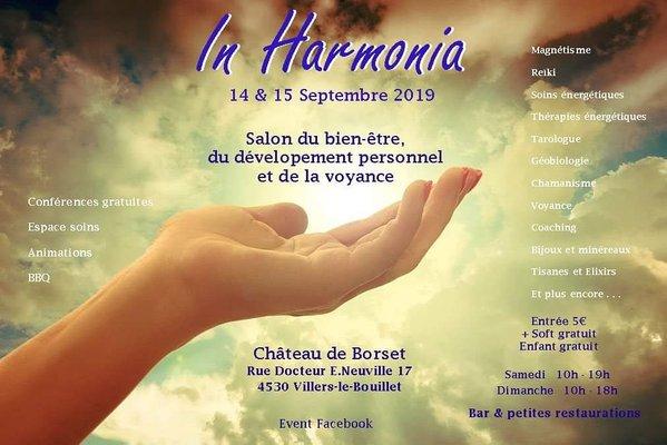 Loisirs In Harmonia Salon Bien-être, développement personnel de voyance.