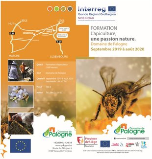 Stages,cours Cours d apiculture / Domaine Palogne