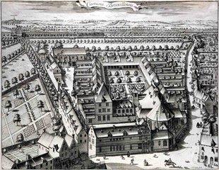 Expositions Les églises, chapelles couvents disparus Bruxelles