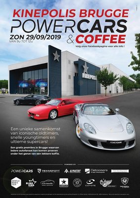 Ontspanning Powercars Coffee