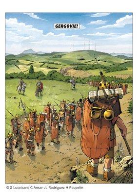 Expositions Les Celtes mode B.D.