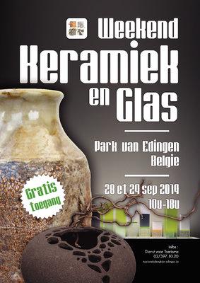 Ontspanning We Keramiek Glas - Derde editie