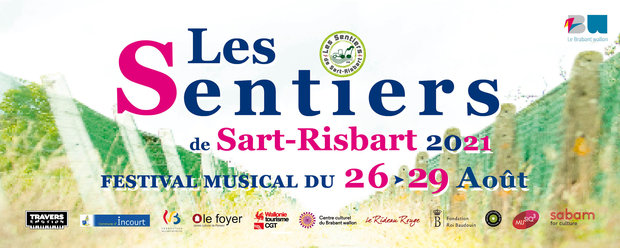 Concerts Les Sentiers Sart-Risbart - Festival Musical jardin
