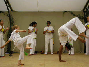 Stages,cours Capoeira Famille