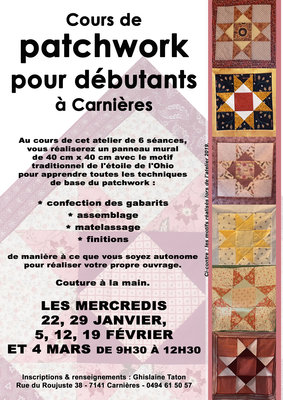 Stages,cours Cours proposée