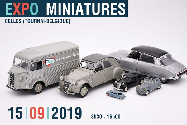 Expositions Exposition Miniatures
