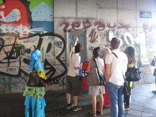 Loisirs Visite Guidée Graffiti Street - Bruxelles Centre