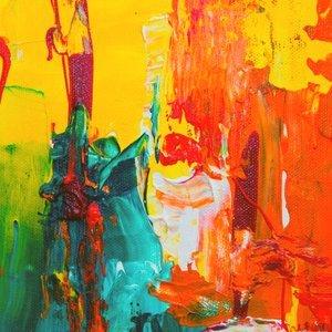 Workshops Basiscursus acryl: kleur