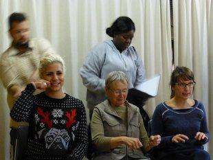 Stages,cours Le plaisir pas d âge : création théâtrale collective