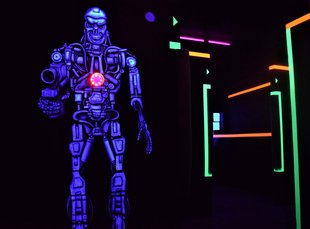 Loisirs Hollywood Arcadia Laser Game