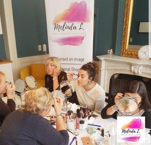 Stages,cours Atelier Relooking : Cosmétologie & Auto-maquillage une coach image