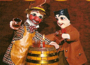 Spectacles Le Petit Théâtre d Aquitaine présente  Guignol & Gnafron contres Pirates