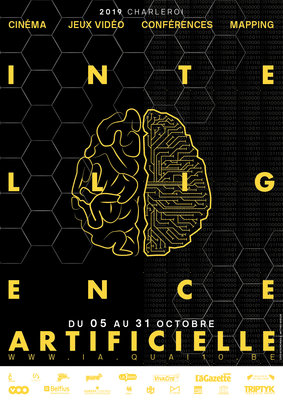 Spectacles Mois thématique Quai10 • L Intelligence Artificelle
