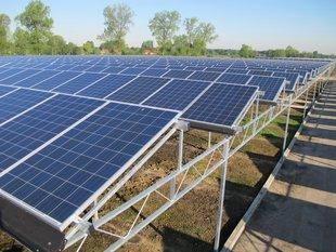 Ontspanning Voka Openbedrijvendag bezoek onze Solar grondinstallatie
