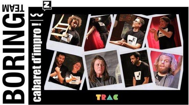 Spectacles Cabaret - Spectacle d improvisation la Boring Team
