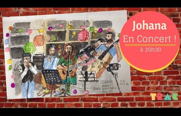 Concerts Johana Concert Trac