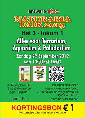 Ontspanning Naturaria fair