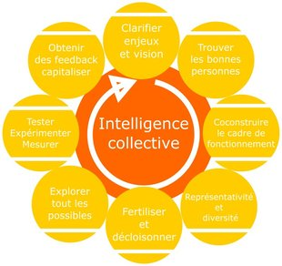 Stages,cours Formation intelligence collective