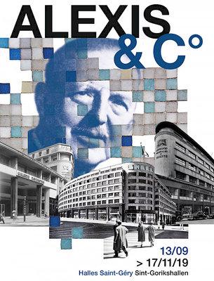 Tentoonstellingen Tentoonstelling Alexis & C°