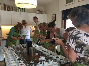 Workshops Theeproeverij: theeën proeven, vergelijken vooral ontdekken
