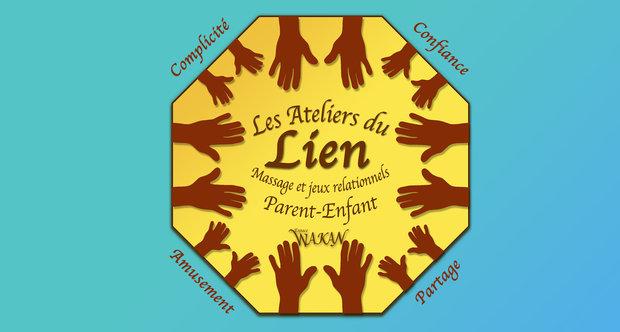 Stages,cours Les Ateliers Lien : Massage Jeu Parent-Enfant