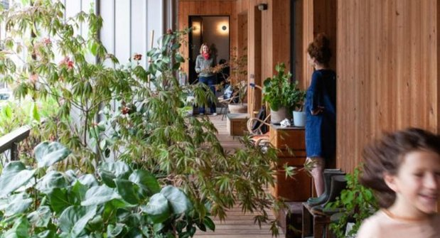Tentoonstellingen Expo: Housing Apart Together