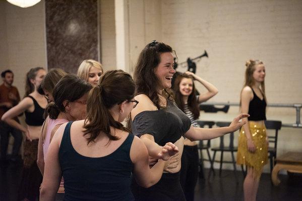 Workshops Lessenreeks Tribal Fusion Buikdans Beginners