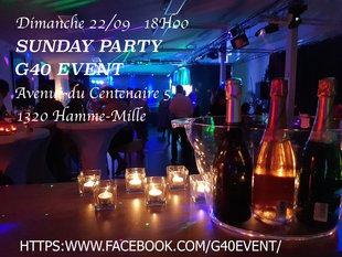 Soirées Sunday Party