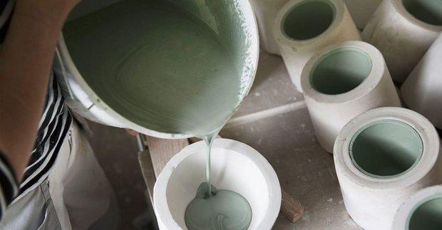 Stages,cours Rendez-vous technique Olivia Mortier / Porcelaine teintée dans masse