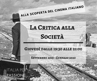 Stages,cours Alla scoperta Cinema Italiano