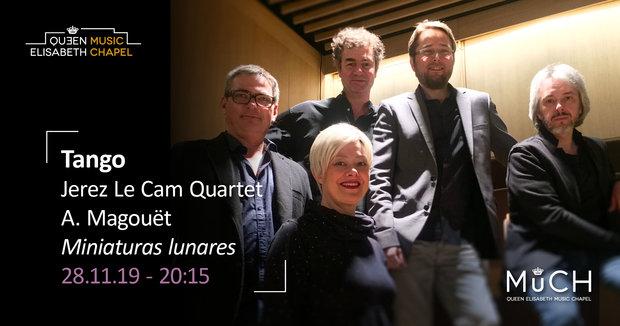 Concerts Miniaturas - Suites pour quartet voix