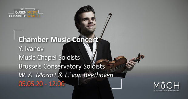 Concerts Chamber Music Concert - Yossif Ivanov