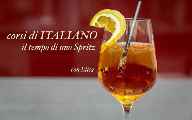 Stages,cours Cours d'italien, temps d'un Spritz