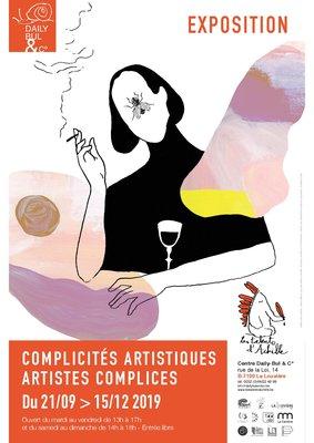 Expositions Achille Chavée : complicités artistiques, artistes complices