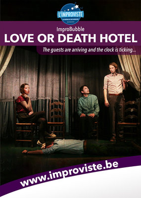 Spectacles Love Death Hotel